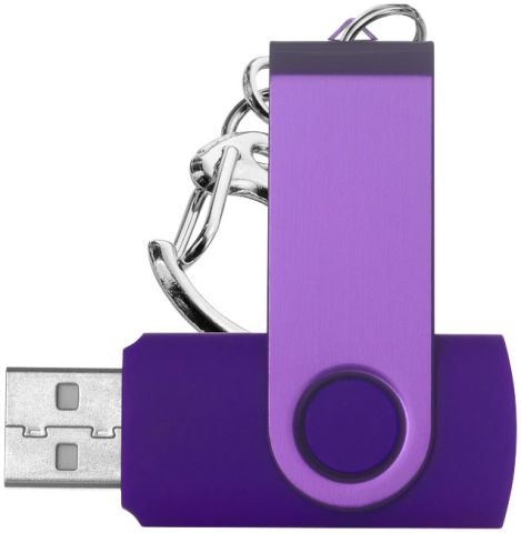 Rotate 8GB USB<br> Stick Metallic<br>purple